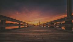 Nailed It! (wowography.com) Tags: 2017 goprohero5 june landscape nikond610 portjefferson tomreese sunset wowographycom 5564719 pier nails longisland ny rokinon14mm uwa fathersday