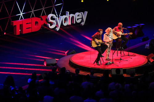 Uncle Jack Charles with Archie Roach | TEDxSydney 2017