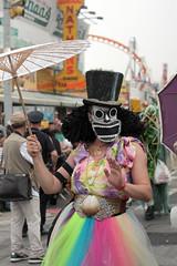 IMG_0890 (GadgetAndrew) Tags: coneyisland mermaidparade mermaid parade brooklyn brooklynusa