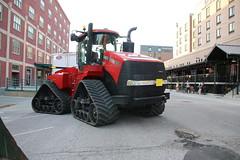 IMG_5790 (Nebraska Farm Bureau) Tags: tractor show car antique classic lincoln haymarket ag night agriculture nebraska farm bureau nefb nfbf lancaster county financial services john deere farmall case ih model