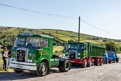 Last Motormans Run June 2017 035 (Mark Schofield @ JB Schofield) Tags: road transport haulage freight truck wagon lorry commercial vehicle hgv lgv haulier contractor foden albion aec atkinson borderer a62 motormans cafe standedge guy seddon tipper classic vintage scammell eightwheeler