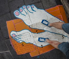 Happy feet. (CWhatPhotos) Tags: converse all stars allstar shoes blue cwhatphotos feet happy olympus four thirds 43 digital camera photographs photograph pics pictures pic picture image images foto fotos photography artistic that have which with contain artistc art june 2017 holidays holiday time spain espana tenerife puero del la cruz puetadellacruz