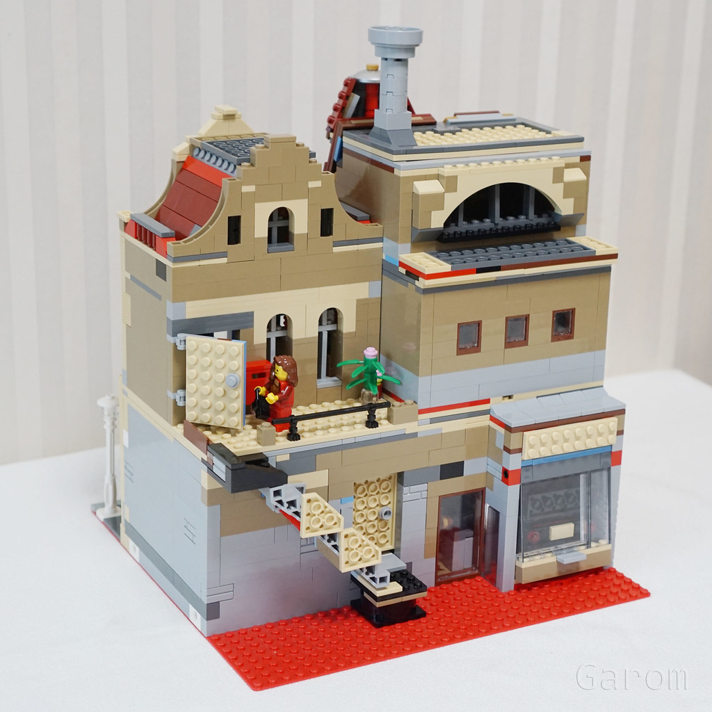 The World's Best Photos of lego and lego10232 - Flickr Hive Mind