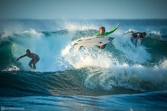 On the Pipe (philbeckman56) Tags: banzaipipeline hawaii oahu surfing ocean waves northshore action sports canon