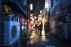 WET NIGHT (ajpscs) Tags: ajpscs japan nippon 日本 japanese 東京 tokyo city people ニコン nikon d750 tokyostreetphotography streetphotography street seasonchange summer natsu なつ 夏 2017 shitamachi nightshot tokyonight nightphotography rain ame 雨 雨の日 whenitrains 傘 anotherrain badweather whentheraincomes cityrain tokyorain citylights tokyoinsomnia nightview lights dayfadesandnightcomesalive afterdark urbannight alley othersideoftokyo strangers tokyoalley attheendoftheday urban walksoflife 白&黒 izakaya salaryman onefortheroad streetoftokyo tokyoite wetnight