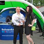 Представитель компании Bohnenkamp и руководитель отдела продаж PGM Оксана Веретина