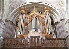 St David's Cathedral Organ (ahisgett) Tags: wales stdavids davids cathedral