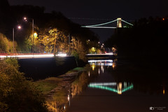 The Clifton suspension bridge (technodean2000) Tags: the clifton suspension bridge spanning picturesque avon gorge is symbol city bristol for almost 150 years this grade i listed structure has attracted visitors from all over world its story began 1754 with dream wine merchant who left legacy build england uk nikon d5200 lightroom night landscape architecture outdoor skyline building infrastructure water dusk serene d610 colour color sky