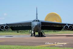 B52H-LA-BARKSDALE-60-0021-11-6-17-RAF-FAIRFORD-(4) (Benn P George Photography) Tags: raffairford 11617 bennpgeorgephotography b52h la barksdale 600021