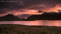 The Beauty Of Scotland (.Brian Kerr Photography.) Tags: scotland scottish scottishlandscapes scottishhighlands scotspirit sony sunset a7rii visitscotland culmor culbeag stacpollaidh lochananais sutherland highlands nature naturallandscape natural outdoor outdoorphotography reflections loch lochan sky clouds water mountains beautiful