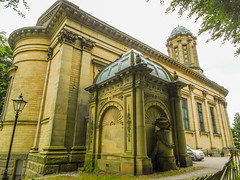 215-  Saltaire- United Reformed Church Titus Salt Mausoleum  (1 of 1) (md2399photos) Tags: 2jun17 almshouses davidhockney robertspark saltaire saltaireunitedreformedchurch saltsmill victoriahall