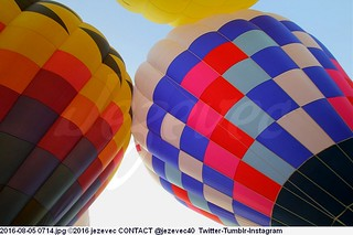 2016-08-05 0714 2016 Indiana State Fair Hot Air Balloons