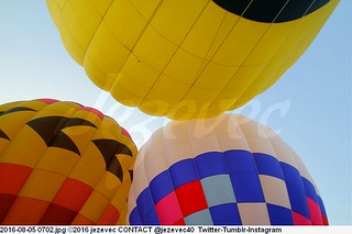2016-08-05 0702 2016 Indiana State Fair Hot Air Balloons