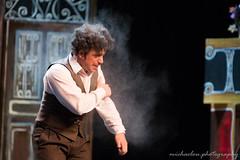 Miser - Molière (Φιλάργυρος - Μολιέρου) (Michaelou Photography) Tags: photography2017 thok miser show molière theatrical θοκ φιλάργυροσ filargyros υπόγειοθεατρίρι