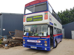 Looking good ready for Toddington! (WMT6832TWM3053) Tags: west midlands travel f53 xof 3053 preserved mcw metrobus mk2a birmingham coventry route 900 wmbus wmbuses buses decal central