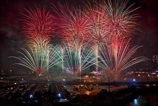 Fireworks Stampede 2016 July 16