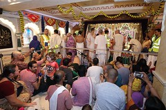 Snana Yatra 2017 - ISKCON-London Radha-Krishna Temple, Soho Street - 04/06/2017 - IMG_2913 (DavidC Photography 2) Tags: 10 soho street london w1d 3dl iskconlondon radhakrishna radha krishna temple hare harekrishna krsna mandir england uk iskcon internationalsocietyforkrishnaconsciousness international society for consciousness snana yatra abhishek bathe deity deities srisri sri lord jagannath baladeva subhadra 4 4th june summer 2017