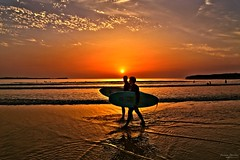 Sunset at Baleal -  Pôr do sol no Baleal (Yako36) Tags: portugal peniche ferrel baleal praia beach sea seascape nature natureza nikon2485 nikond750
