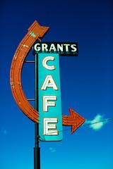 Grant's Cafe (Thomas Hawk) Tags: grants grantscafe newmexico route66 rte66 usa unitedstates unitedstatesofamerica neon restaurant fav10 fav25 fav50 fav100