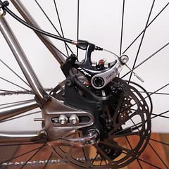 New Mudman Disk × Wicked Wheel Works Wheel Set (starfuckers / Above Bike Store) Tags: mudman wicked enve chrisking