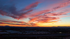 tHE pAINTED sKY (wNG555) Tags: 2015 arizona phoenix phx sunset eastvalley sigma19mmf28exdn fav25 fav50