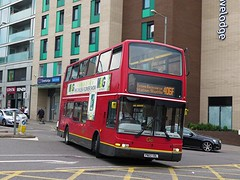 London General PVL263 (PN02XBL) - 02-06-17 (peter_b2008) Tags: goaheadgroup londongeneral volvo b7tl plaxton pvl263 pn02xbl epsom surrey buses coaches transport buspictures