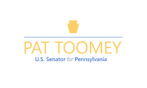 Toomey Welcomes President Trump to Pennsylvania