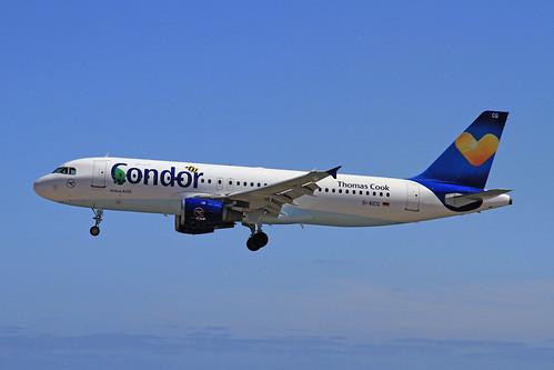D-AICG A320 Condor ACE 28-03-17
