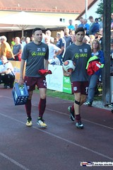 fb_14juli17_202 (bayernwelle) Tags: sb chiemgau svk sv kirchanschöring fussball fusball bayern bayernliga derby saison saisonstart feier landrat siegfried walch