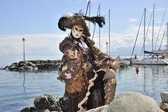 Parade vénitienne Yvoire (joménager) Tags: évènementfête nikon afs 24120 f4 d3 passion costume costumesvénitiens flash hautesavoie masque vénitien yvoire