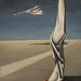 Kay Sage, Journey to Go, 1943, Oil on canvas, DMA