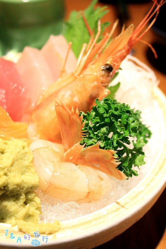 蘭陵酒肆 厚切生魚片套餐只要299元!另有無菜單料理、單人套餐、雙人套餐可以選擇!【捷運大坪林】 @J&A的旅行