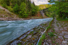 At the River (Fraggle Red) Tags: austria österreich styria steiermark ennstal gesäuse nationalparkgesäuse gesäusenationalpark nationalpark view evening mountains stream river enns hdr 7exp dphdr adobelightroomcc2015 adobephotoshopcc2017 canoneos5dmarkiii 5diii 5d3 canonef1635mmf28liiusm absolutelystunningscapes