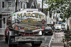 Provincetown Traffic (PAJ880) Tags: commercial street traffic truck cars shops provincetown ma cape cod lower outer
