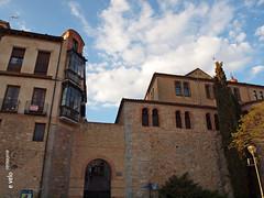 Murallas (Segovia) 08 (e_velo (εωγ)) Tags: 2017 españa segovia primavera spring e620 olympus travels viajes viatges castilla ancientarchitecture architecture murallas muralles walls