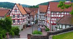 Bad Orb Altstadt (wernerfunk) Tags: hessen gebäude architektur