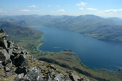 Beinn Sgritheall. (Pops McKendry) Tags: beinnsgritheall glenelg lochhourn knoydart scotland scottishhighlands