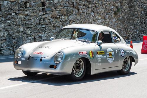 PORSCHE 356 PRE A 1954