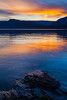 Shuswap Magic (stevenbulman44) Tags: canon color landscape rock water reflection sunset shuswap britishcolumbia tripod gitzo 1740f40l