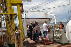 El Velero Rumano Mircea es un velero del tipo barca de tres mástile  (60) (javier_cx9aaw) Tags: elero rumano mircea