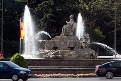 CIBELES (antonio616) Tags: madrid cibeles fuentes sources estatua statue