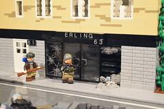 Societal Collapse (♠York♠) Tags: apoc lego city moc truck brickarms survivor building