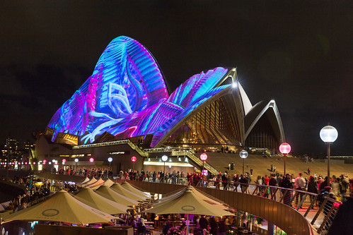 Opera House tendrils