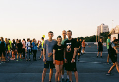 Nike Run The Sun 2017 (Graphic designer | Film lover) Tags: nike nrc running nikerunning film 35mm sunrise sun summer 2017 camera ukraine training