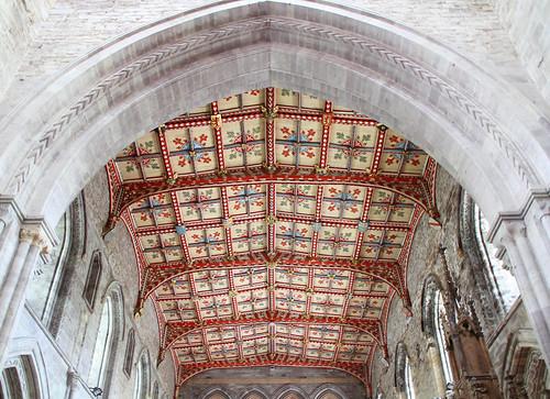 St David's Cathedral Interior 6