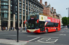 YLY600 LO15OLT (PD3.) Tags: london bus buses england uk sight seeing sightseeing psv pcv open top topper topless tour tourbus ayats olst yly600 yly 600 lo15olt lo15 olt