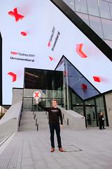 TEDxSydney (Halans) Tags: tedxsydney tedxsydney2017 tedx sydney icc unconventional volunteers signage digital screen