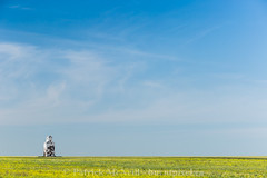 Space (burntpixel.ca) Tags: canada manitoba winnipeg photo photograph rural fine art patrick mcneill burntpixel wrench777 beautiful spectacular landscape horizontal nature prairie canon 6d blue yellow sky field farm grain elevator forgotten decay abandoned history old historical space