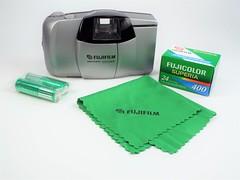 Fujifilm Discovery S100 Date (www.yashicasailorboy.com) Tags: fujifilm fujiphoto japan 1999 compact35mm ps camera film fujifilms100