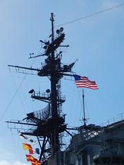 USS Midway Museum (Rubén HPF) Tags: san diego sunset ocean pacific beach tide pool cabrillo gaslamp quarter santa fe depot trolley